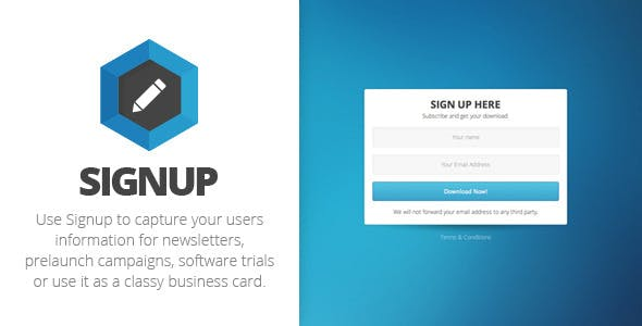 2 Real Estate Business Cards Items Signup Landing Page