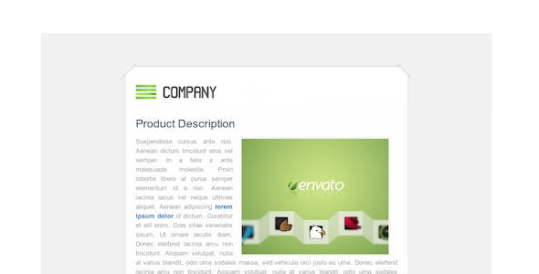 Clean Email Email Templates From Themeforest