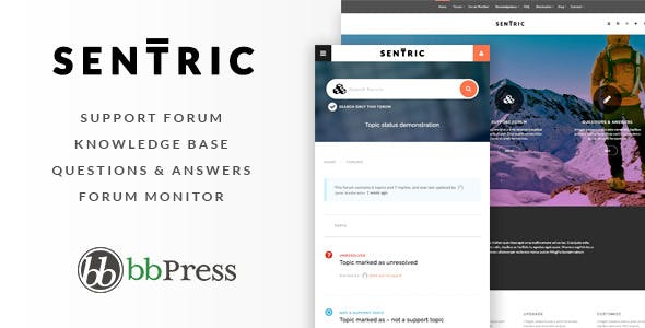 Technical Support Templates from ThemeForest