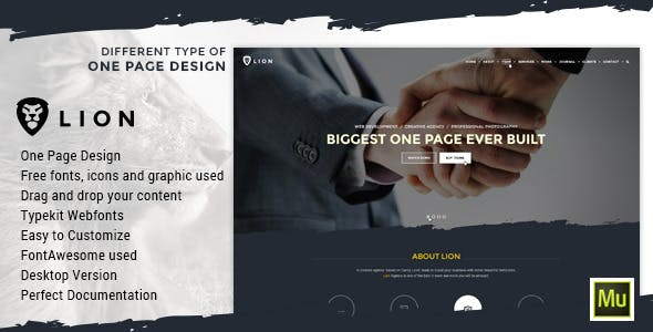brushed templates from themeforest