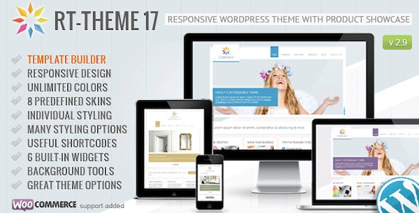 Corporate Video Presentation Website Templates from ThemeForest