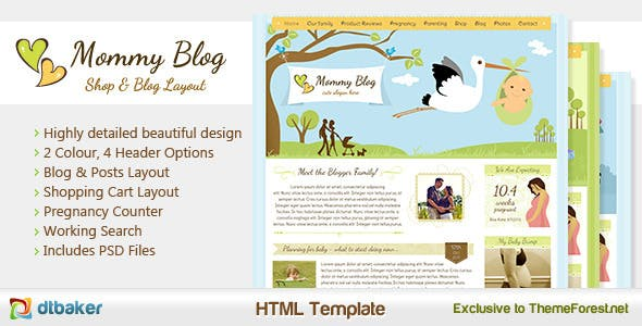 Family Tree Wordpress Website Templates From Themeforest