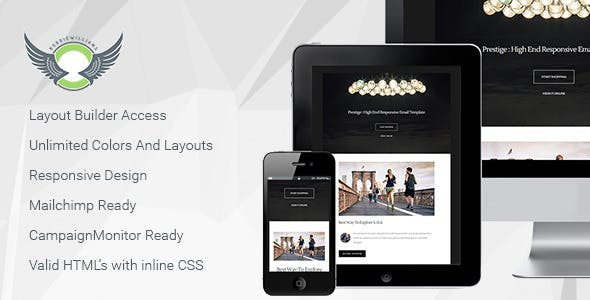 Litmus Email Catalog Templates From ThemeForest - Litmus email templates