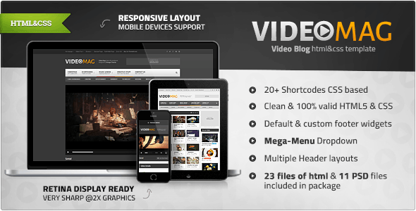 Twitch Templates from ThemeForest