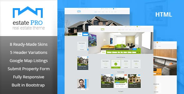 Multilanguage HTML Website Templates from ThemeForest