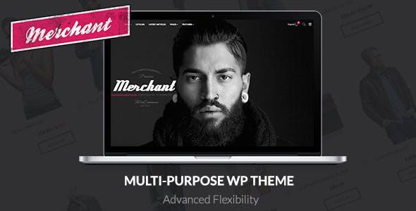 Merchant - Responsive WordPress Theme