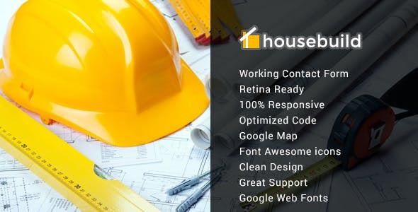 Housebuild - Responsive Construction Mura Theme nulled theme download