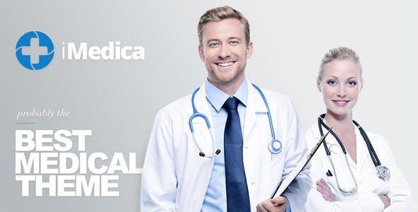 iMedica - Responsive Medical & Health WP Theme