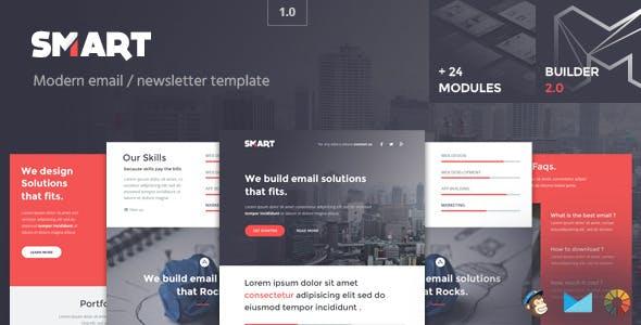 modern newsletter templates from themeforest