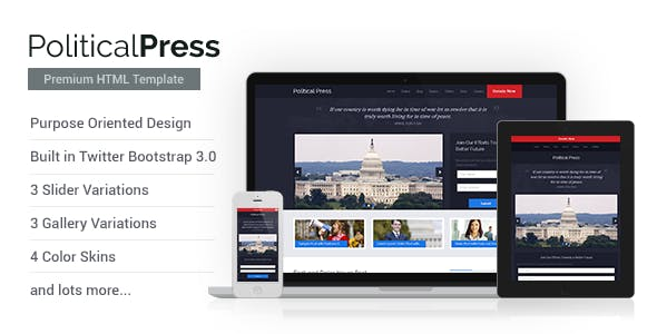 Optimize Press Theme Website Templates from ThemeForest