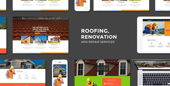 roofing renovation repair service