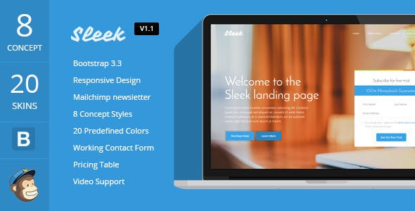 Bootstrap Builder Website Templates From Themeforest