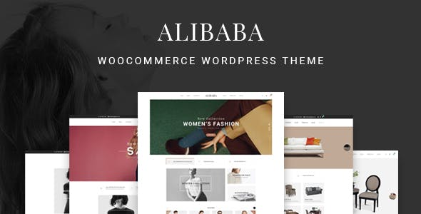 Alibaba Website Templates from ThemeForest