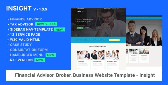 cpa website templates from themeforest