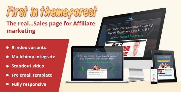IMSolutions Sales Page For Affiliate Marketing