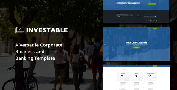 Website templates investment bank online banking investment custom.