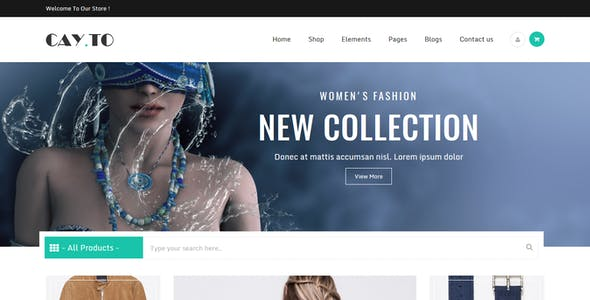 free drupal themes for fashion