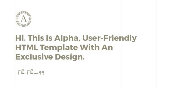 Digital Clock Website Templates from ThemeForest