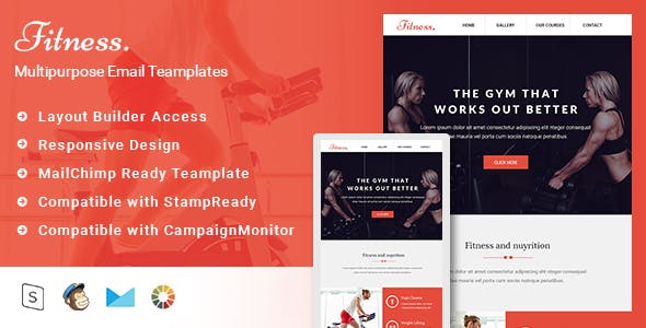 special offer newsletter templates from themeforest