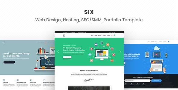 Portfolio HTML5 Responsive Website Templates from ThemeForest