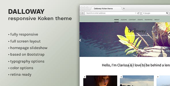 Essay Writing Website Template from ThemeForest