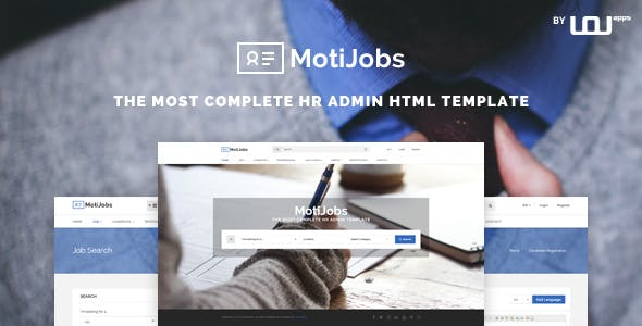 human resources website templates from themeforest