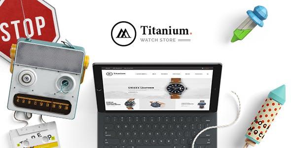 Leo Titanium 3dcart Theme nulled theme download