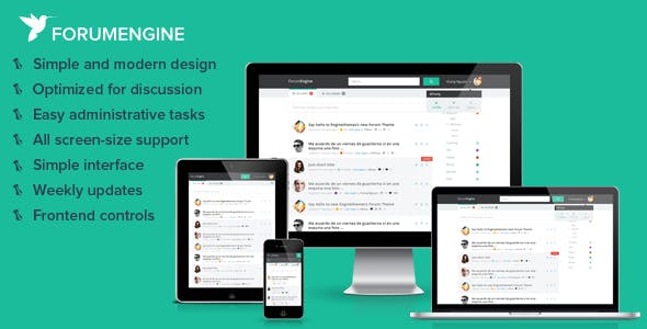 Top 10 Board Nulled Themes 2019 Free Download