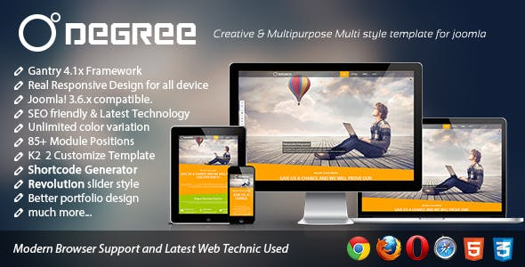 Multilingual CMS Website Templates from ThemeForest