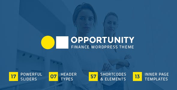 Opportunity - Theme for Finance Businesses