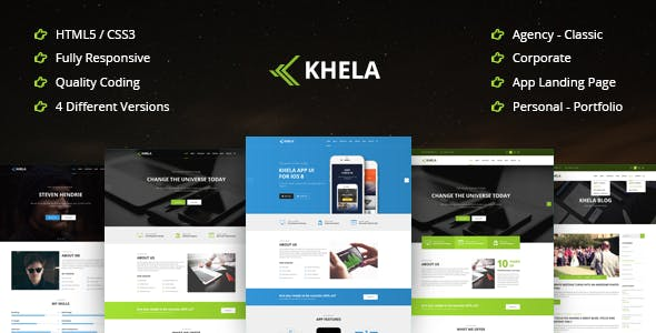 Business Plan Format Templates From Themeforest