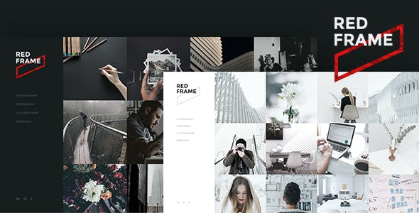 Responsive Free Photography Adobe Muse Themes Muse Templates