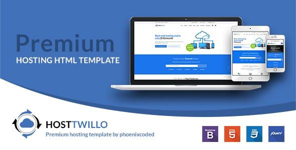 Hostgator Templates From ThemeForest - Hostgator website templates