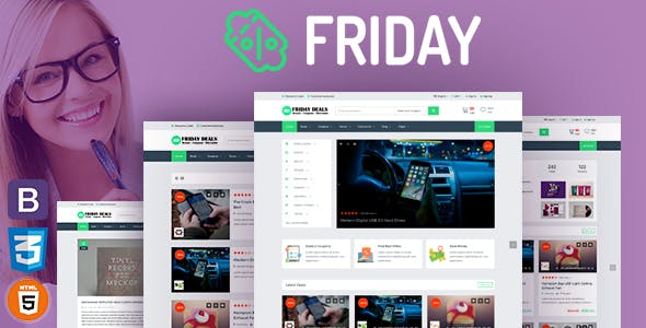 Groupon Templates from ThemeForest