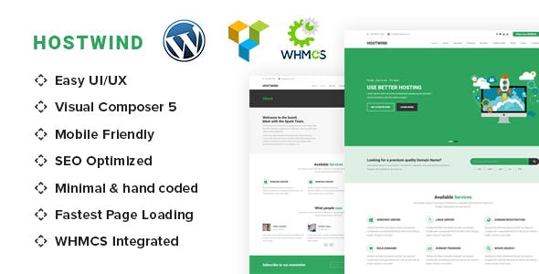 whmcs template Free Download | Envato Nulled Script