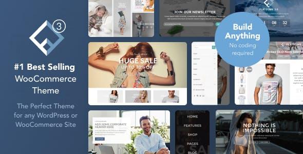Flatsome | Multi-Purpose Responsive WooCommerce Theme