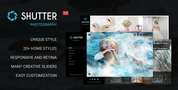Video Production Website Templates from ThemeForest (Page 16)