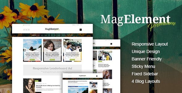 mailing list templates from themeforest
