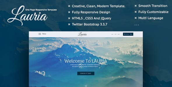 Multi-language Templates from ThemeForest