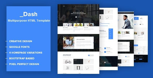Proposal Html Website Templates From Themeforest