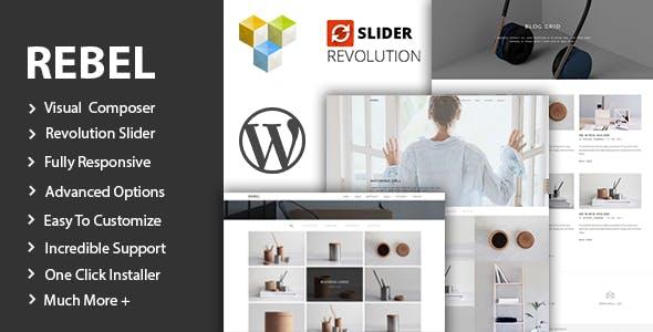 Modern Beautiful & Creative WordPress Themes from ThemeForest (Page 8)