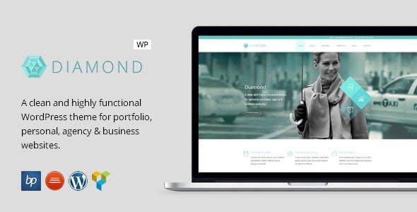 Free WordPress WordPress Themes from ThemeForest (Page 4)