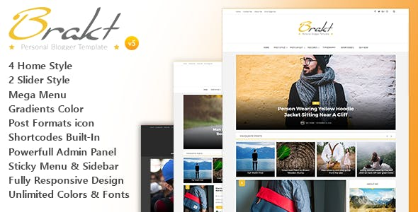 2019's Best Selling Blogger Themes