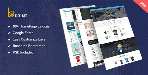 Brochure Templates From Themeforest