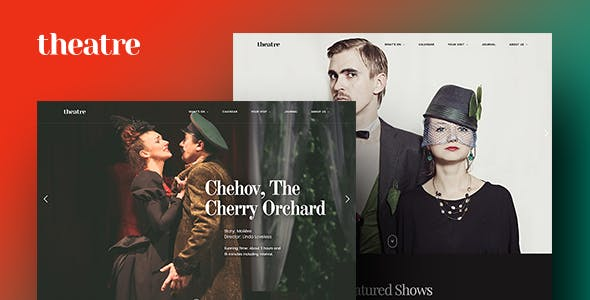 Comedy Templates From Themeforest