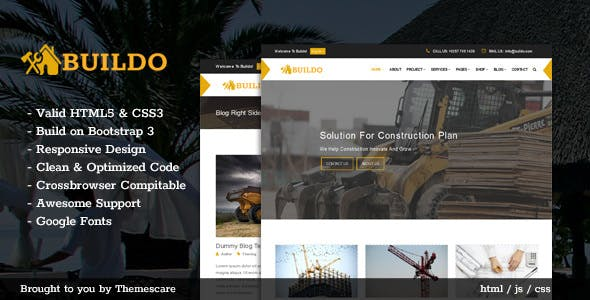 construction html Free Download | Envato Nulled Script | Themeforest