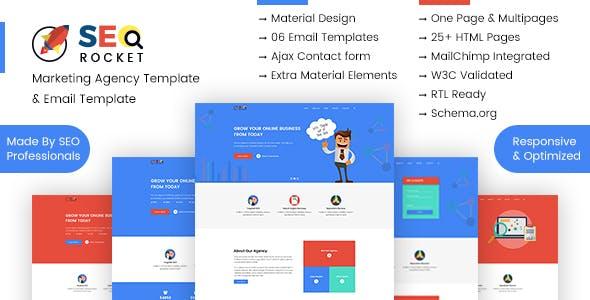 Case study html website templates from themeforest seo digital marketing agency template pack agency re marketing email template tags case study maxwellsz