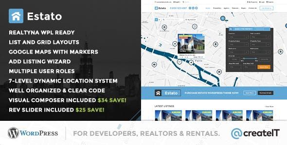 Revolution Slider Plugin Property Listing Real Estate