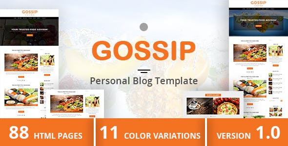 html photo gallery templates from themeforest