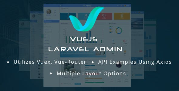 Top 7 Vue Themes 2019 Premium & Free Templates Download